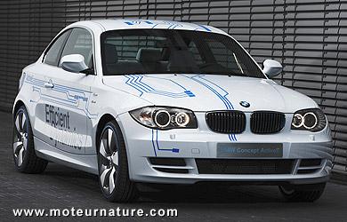 BMW concept électrique ActiveE