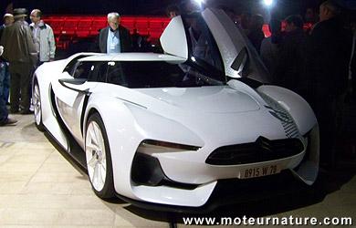 Venturi Citroën Berlingo électrique