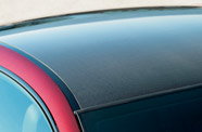 Toit en carbone de la BMW M6