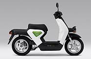 Scooter électrique Honda EVE-neo et EV-Cub