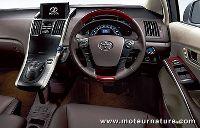 Toyota Sai hybride
