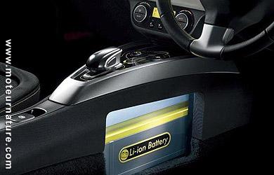 Suzuki Swift hybride rechargeable