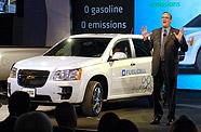 Chevrolet Equinox à PAC