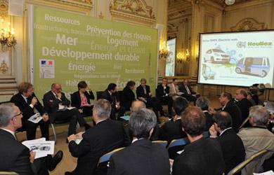 Un plan national pour développer les véhicules propres