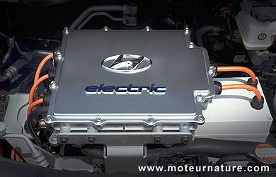 Hyundai i10 électrique