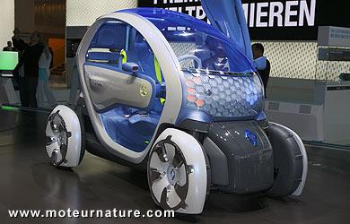 Concept Renault électrique Z.E.