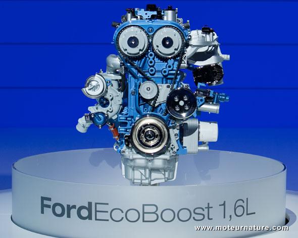 Moteur Ford EcoBoost