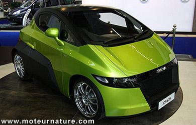 Salon de l'auto de Francfort, l'IAA 2009
