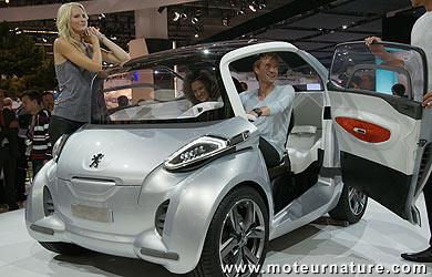 Peugeot BB1 électrique