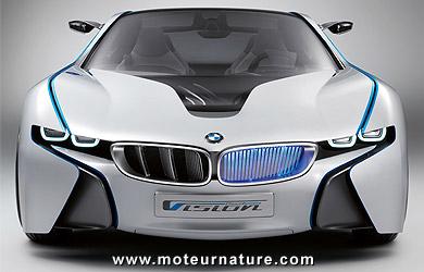 BMW Vision EfficientDynamics hybride
