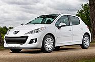 Peugeot 207 99 g/km de CO2