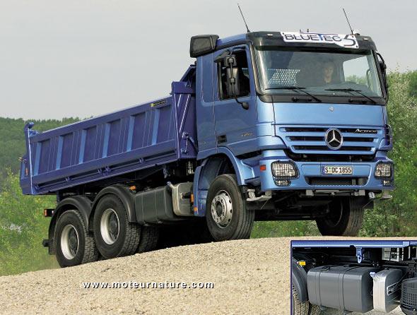 Norme européenne Euro 6 sur voiture diesel