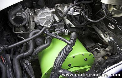 Volvo diesel hybride rechargeable