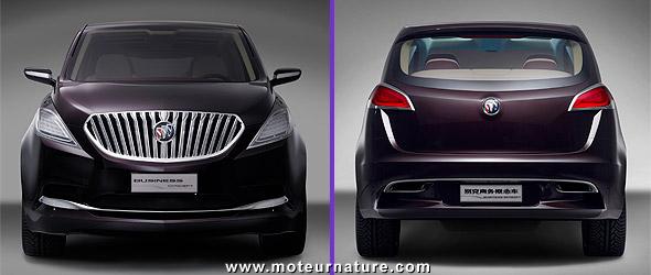 Buick Business Concept La Folie Des Grandeurs