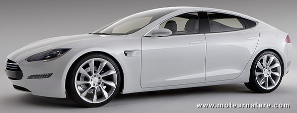 tesla mod le s la premi re tesla 100 originale la. Black Bedroom Furniture Sets. Home Design Ideas