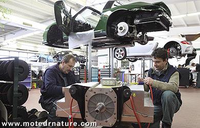 Ruf Porsche Greenster