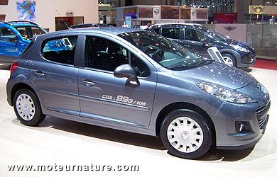 Salon auto de Genève 2009