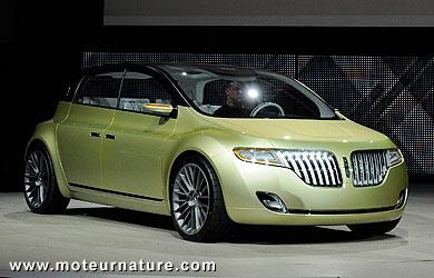 Salon auto de Detroit 2009 - NAIAS