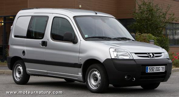 Peugeot Partner Venturi