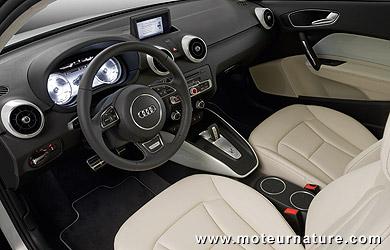 l 39 audi a1 e tron hybride rechargeable moteur rotatif n 39 est pas cr dible. Black Bedroom Furniture Sets. Home Design Ideas