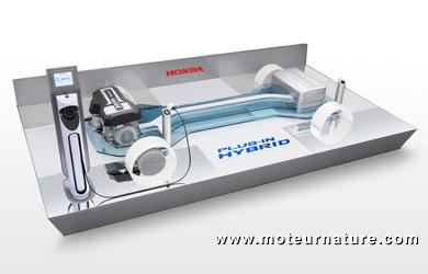 Honda Jazz électrique