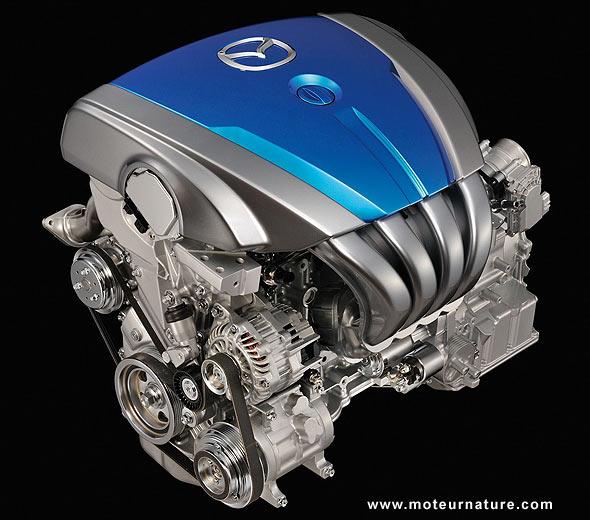 Mazda Sky essence
