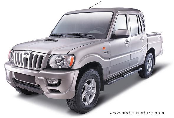 Pick-up Mahindra