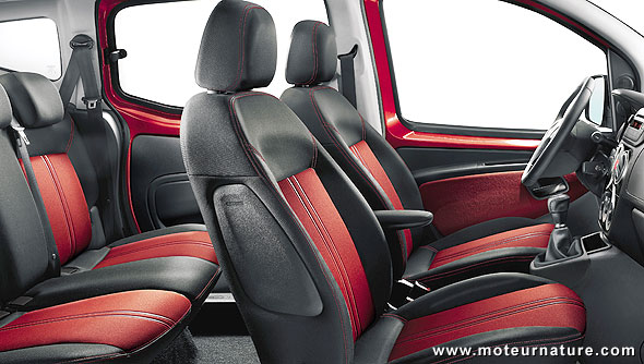 enfin un moteur valable dans le fiat qubo. Black Bedroom Furniture Sets. Home Design Ideas