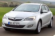 L'Opel Astra ecoFLEX à 109g/km de CO2