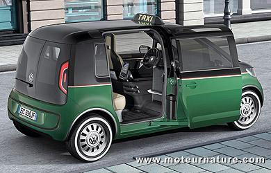 Taxi électrique Volkswagen Milano