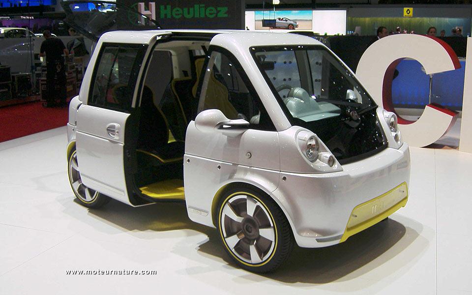 Renault Battery Car