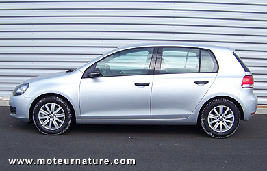 Volkswagen Golf TDI BlueMotion 99