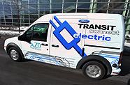 Ford Transit Connect électrique