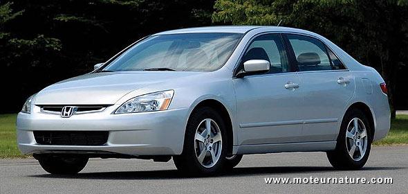 Honda Accord hybride