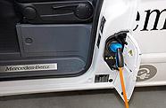 Mercedes Vito électrique