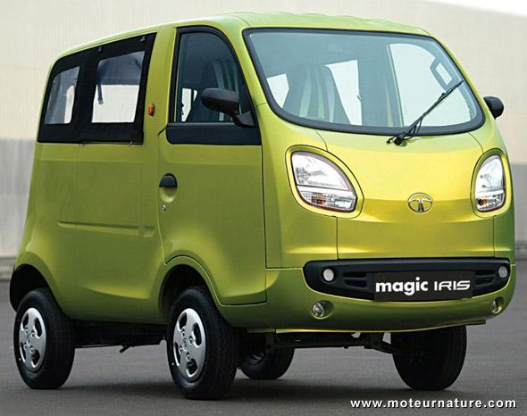 Tata Magic Iris