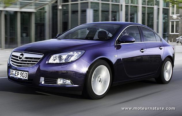Opel Insigina Biturbo