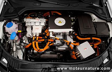 La surprise de l'Audi A3 e-tron