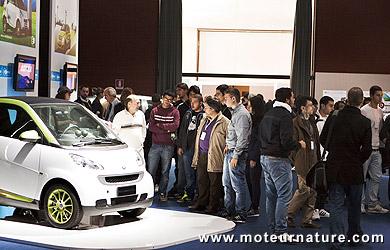 H2Roma, l'auto verte italienne