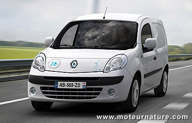 le renault kangoo z e lectrique est en concession enthousiasme et r serves. Black Bedroom Furniture Sets. Home Design Ideas