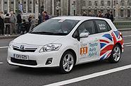 La Golf électrique, meilleure voiture normale au Future Car Challenge