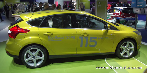 Ford Focus Ecoboost