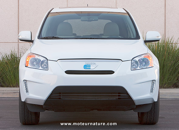 Toyota RAV4 électrique
