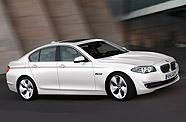 BMW 520d EfficientDynamics Edition: 119g/km de CO2