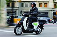 Le scooter électrique de Honda en test en Europe