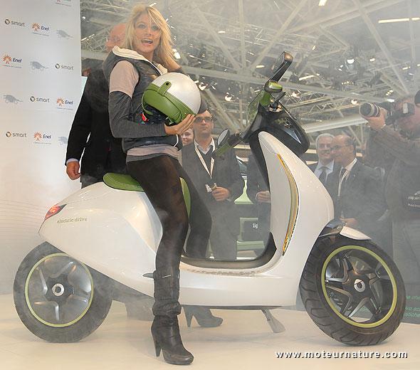 Scooters électriques: les allemands ne bougent pas?