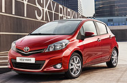 Nouvelle Toyota Yaris, confirmation des moteurs