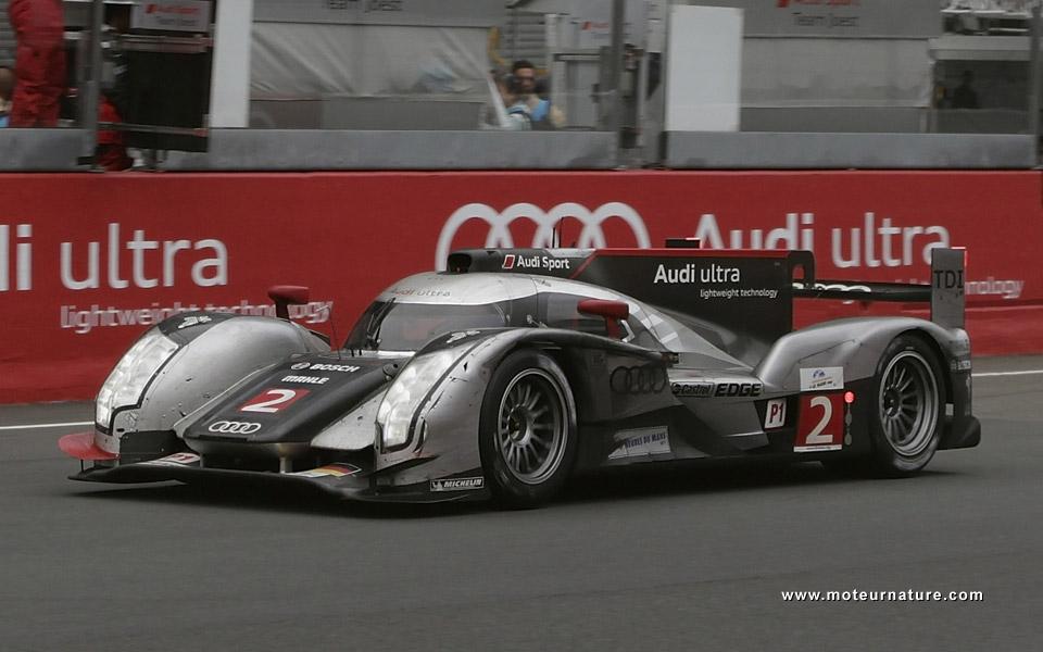 Le grand vainqueur des 24Heures du Mans: Bosch