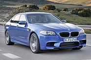 BMW M5, 305km/h avec 5places, 9,9l/100km