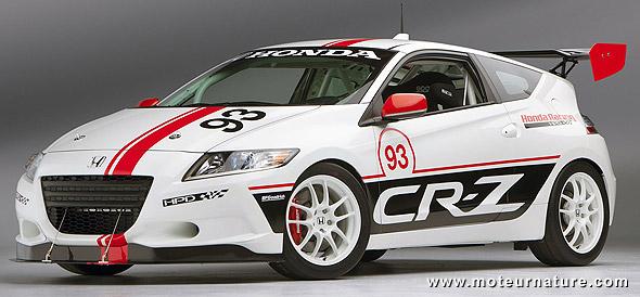 Une version hautes performances de la Honda CR-Z au Mans
